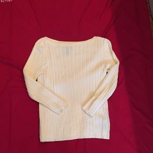 - Ralph Lauren Light Yellow Sweater -